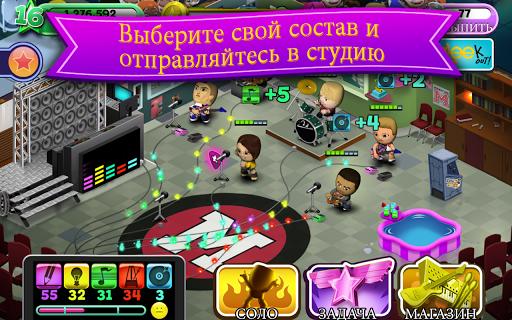 Игра Band Stars на Андроид
