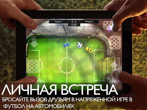 Игра Soccer Rally 2 для планшетов на Android