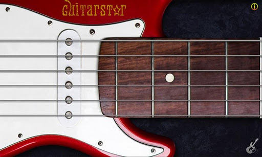 "Приложение ""Guitar Star"" на Андроид"
