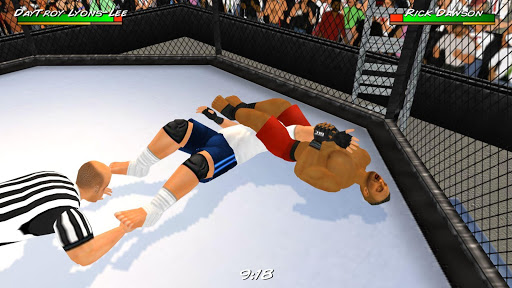 Wrestling Revolution 3D для планшетов на Android