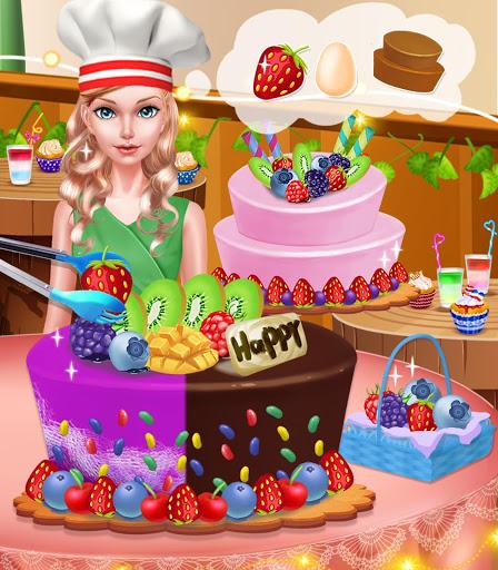 Berry Farm: Girls Pastry Story на Андроид