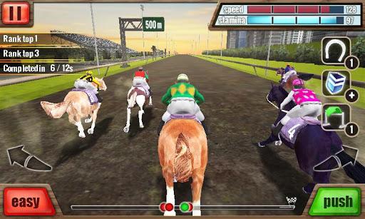 Скачки 3D - Horse Racing скачать на планшет Андроид