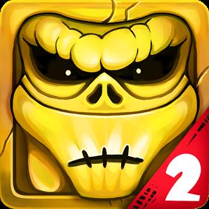 Zombie Run 2 — Замок Монстра