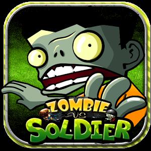 Зомби против солдат