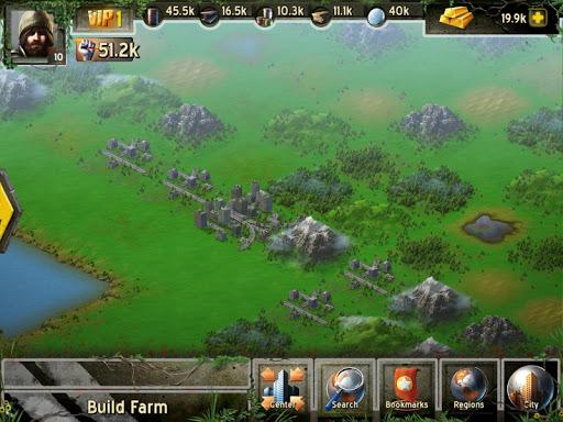 Игра Empire Z на Андроид