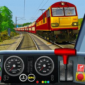 Поезд — вождение. Симулятор