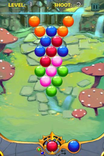 Bubbles Crasher на Андроид