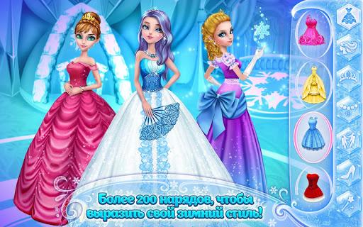 Ледяная Принцесса Коко на Андроид
