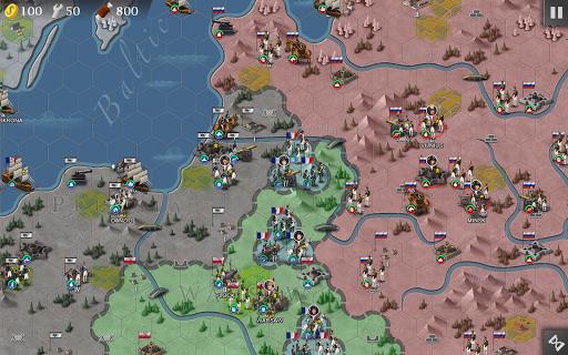 Игра European War 4: Napoleon для планшетов на Android