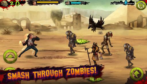 Игра Dead Rushing HD на Андроид