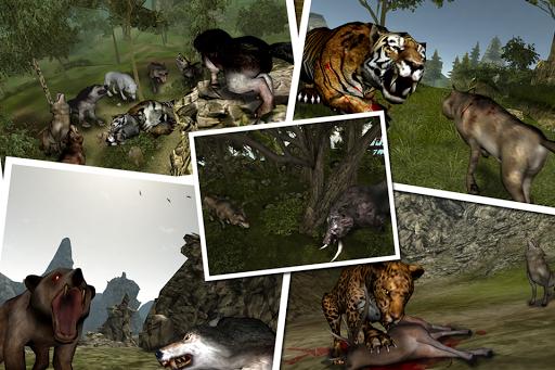 Игра Life Of Wolf 2014 для планшетов на Android