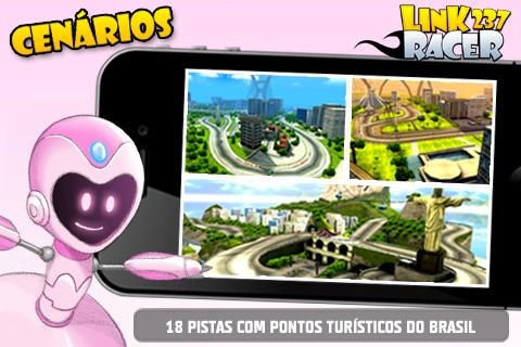Игра Link 237 Racer на Андроид