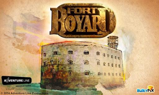"""Игра """"Fort Boyard"""" для планшетов на Android"""