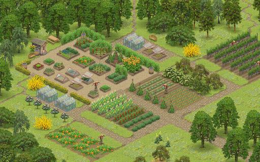 Inner Garden: Vegetable Garden для планшетов на Android