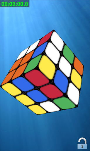 Игра 3D Rubik Cube для планшетов на Android