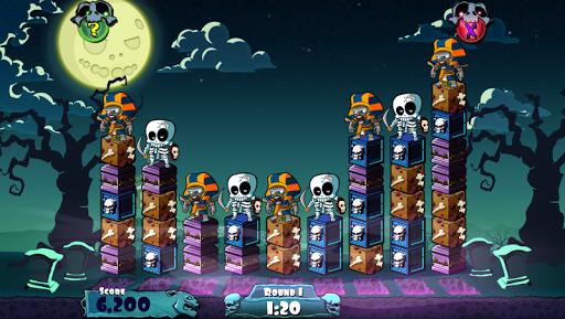 Игра Monster Madness: Grave Danger для планшетов на Android