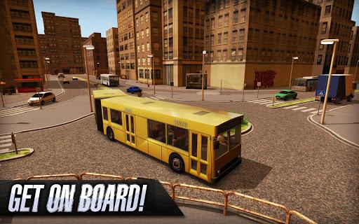 Bus Simulator 2015 для планшетов на Android