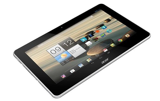 Acer Icinia Tab A3 представлен официально