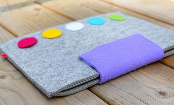Как восстановить липкие свойства ленты на чехле планшета