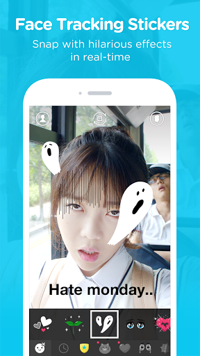 SNOW - Selfie, Motion sticker скачать на Андроид