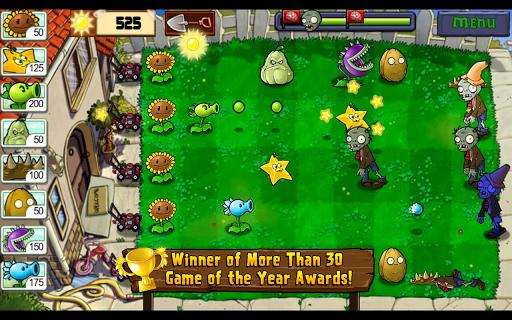 Растения против Зомби (Plants vs. Zombies) на Андроид
