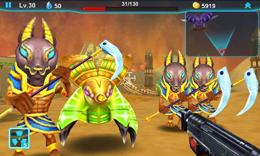 """Игра """"Gun of Glory"""" для планшетов на Android"""