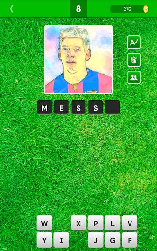 Угадай футболиста 2015! скачать на Андроид