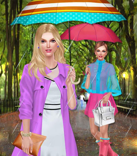Summer Rainy Day: Beauty Salon на Андроид