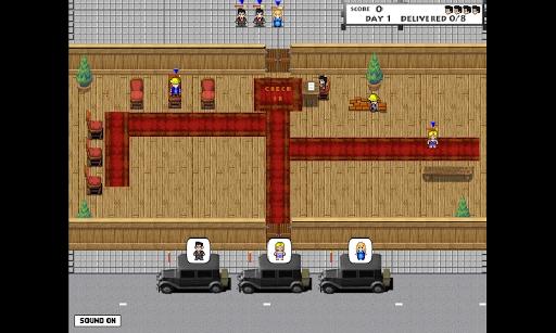 Игра Job Agency на Андроид