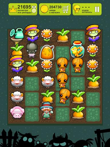 Voodoo Farm: головоломка-ферма на Андроид