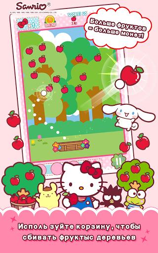 Hello Kitty Orchard скачать на Андроид