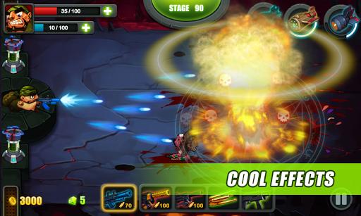 Игра Zombie Commando на Андроид