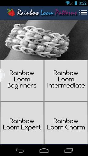 Rainbow Loom Patterns скачать на Андроид