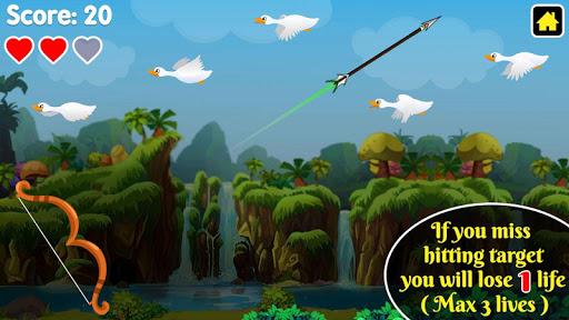 Duck Hunting скачать на планшет Андроид