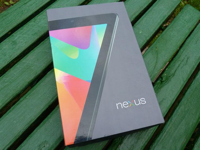Обзор планшета Google Nexus 7