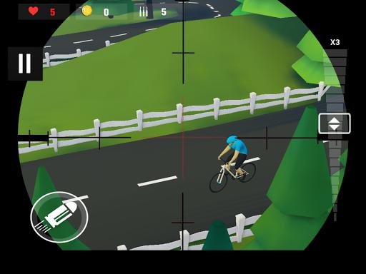 Bike Sniper на Андроид