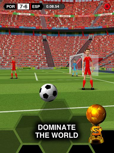 Игра Stick Soccer для планшетов на Android