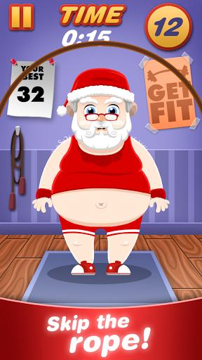 Дед Мороз теряет вес скачать на Андроид