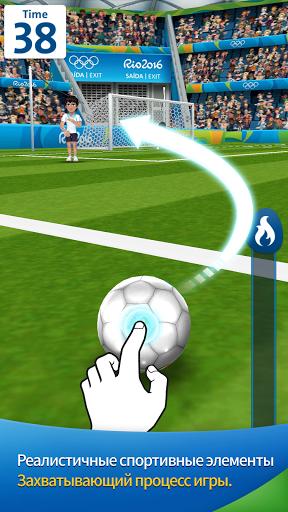 Олимпийские игры 2016 Рио скачать на планшет Андроид