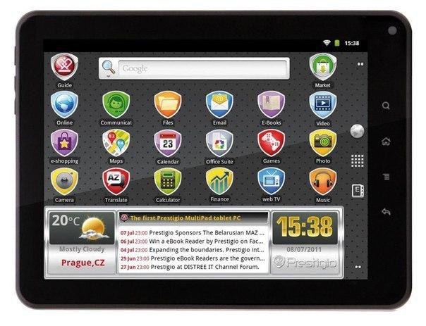 Prestigio MultiPad PMP5080B - обзор и видео обзор