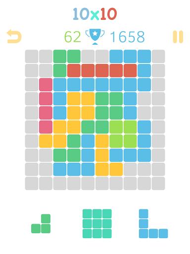 10x10 Игра Головоломка для планшетов на Android