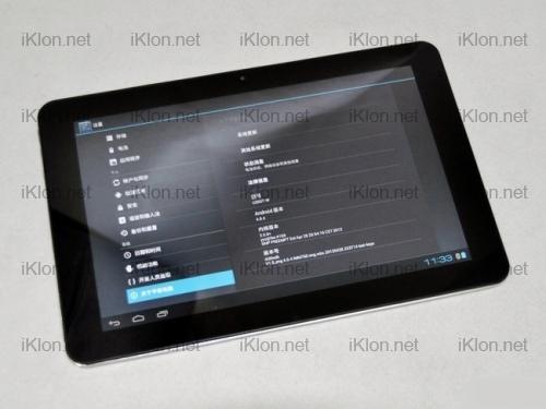 Обзор и видео обзор планшета Cube U30GT