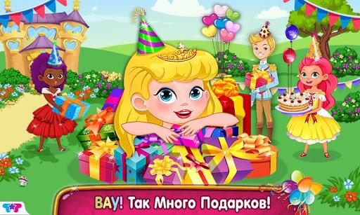 День Рождения Принцессы для планшетов на Android