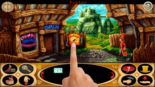 Игра Simon the Sorcerer 2 на Андроид