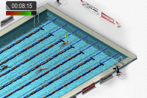 Swimming Race 2016 скачать на Андроид