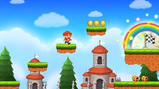 Super Jabber Jump 2 скачать на планшет Андроид