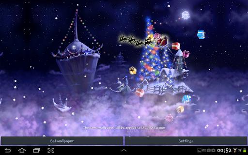 Christmas Snow Fantasy Full скачать на Андроид