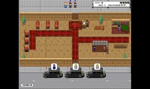 Игра Job Agency для планшетов на Android