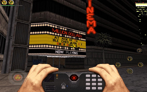 Игра Duke Nukem 3D на Андроид