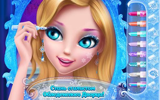 Ледяная Принцесса Коко для планшетов на Android